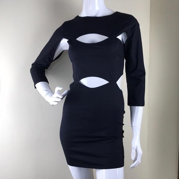 State Of Georgia Australia Cut Out Dress aa056c303